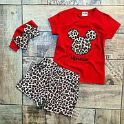 Літній одяг для дівчаток