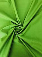 Ткань Бязь Gold зелёная  220см