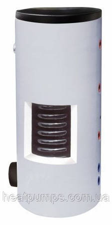 Бойлер косвенного нагрева 1 теплообменник Galmet SGW (S) MiniTower 120 PS skay