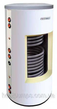 Бойлер косвенного нагрева 2 теплообменника Galmet SGW (S) B SolPartner 250 skay