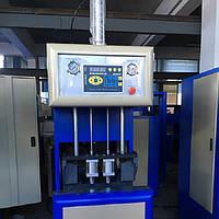 Станок для производства ПЭТ бутылок в полуавтоматическом режиме