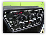 Колонка акумуляторна з радіомікрофоном ZXX-8884 / 120W (USB/FM/Bluetooth), фото 2
