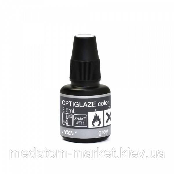 OPTIGLAZE COLOR (ОПТИГЛЕЙЗ КОЛОР) сірий, 2.6 ml