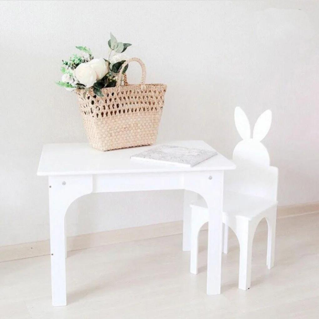 """Дитячий столик і 1 стілець """"Зайчик"""""""