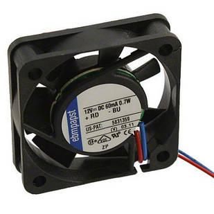 Вентилятор 40мм 12В 2пін кулер для відеокарти для 3D-принтера 4010