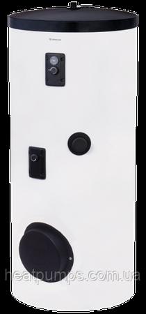 Бойлеры косвенного нагрева (с двумя теплообмен.), стационарн., с боковым фланцем под эл. тэн, 6 Бар, OKC 200 NTRR/ВР