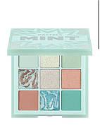Палетка теней Huda Beauty PASTEL OBSESSIONS PALETTE Mint