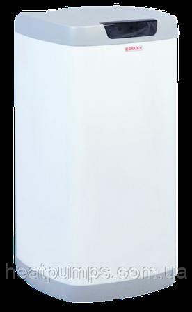 Бойлеры косвенного нагрева (с теплообмен.), стационарные, прямоугольные, без бокового фланца, 6 Бар, OKH 160 NTR