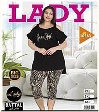 Костюм домашний больших размеров LADY LINGERIE 10563