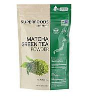 Зеленый чай матча в порошке Iherb Superfoods, 6 унций, 170 гр