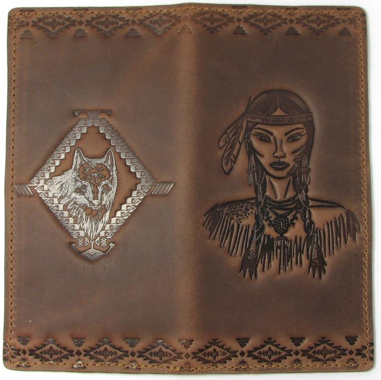 Кошельки кожаные женские 12