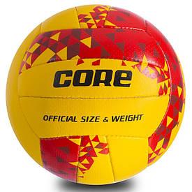 Мяч волейбольный COMPOSITE LEATHER CORE CRV-033