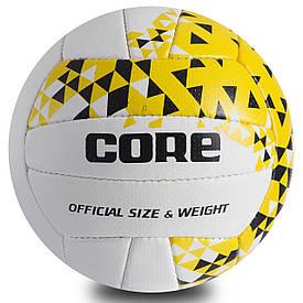 Мяч волейбольный COMPOSITE LEATHER CORE CRV-035