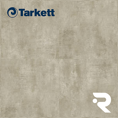 🌳 ПВХ плитка Tarkett | ModularT 7 - BETON STONE BROWN | Art Vinyl | 600 x 600 мм