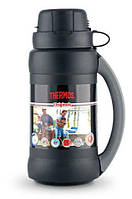 Термос с двумя чашками США 700 мл. черный 590335