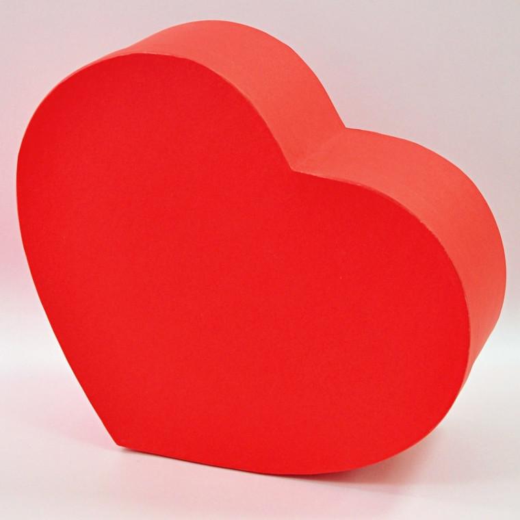 Коробка сердце большое