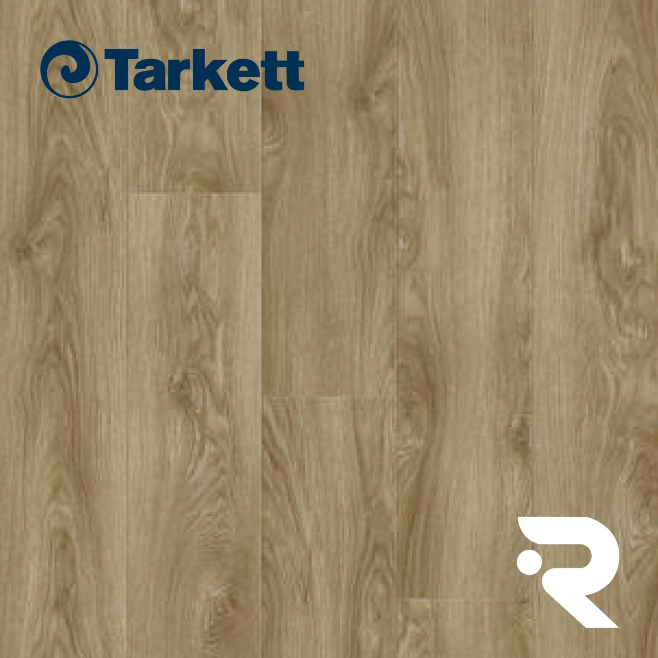 🌳 ПВХ плитка Tarkett | ModularT 7 - OAK ORIGIN LIGHT BROWN | Art Vinyl | 1200 x 200 мм