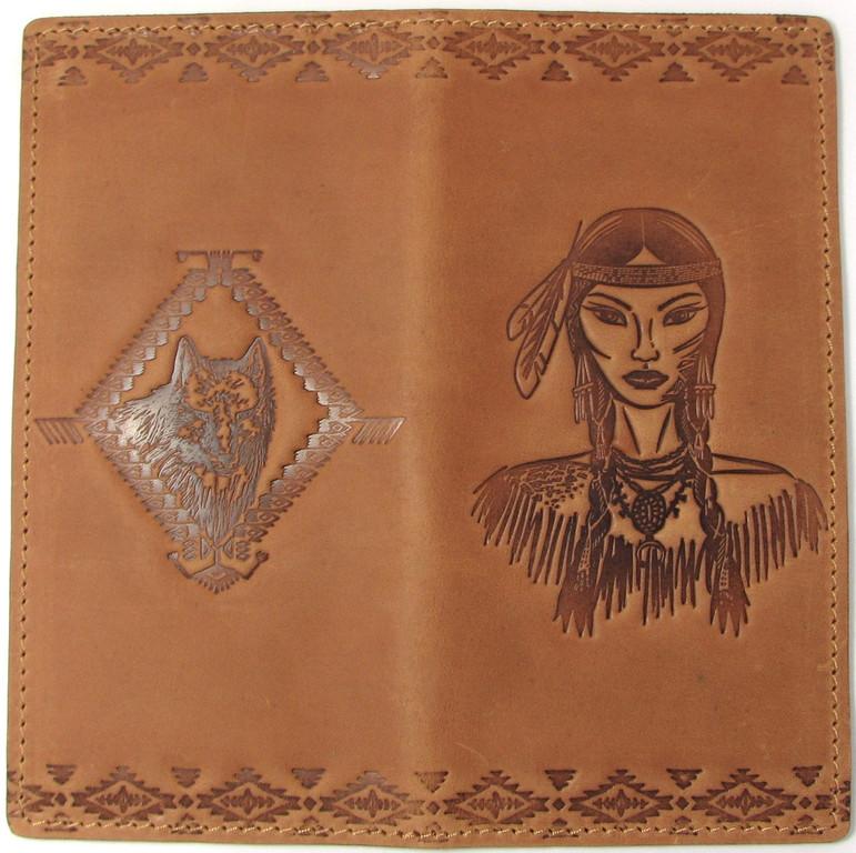 Кошельки кожаные женские 15