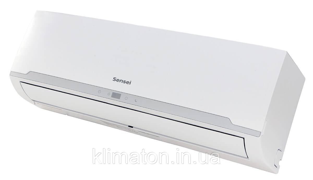 Кондиціонер Sensei Nordic Inverter SAC-09HSWN/XI