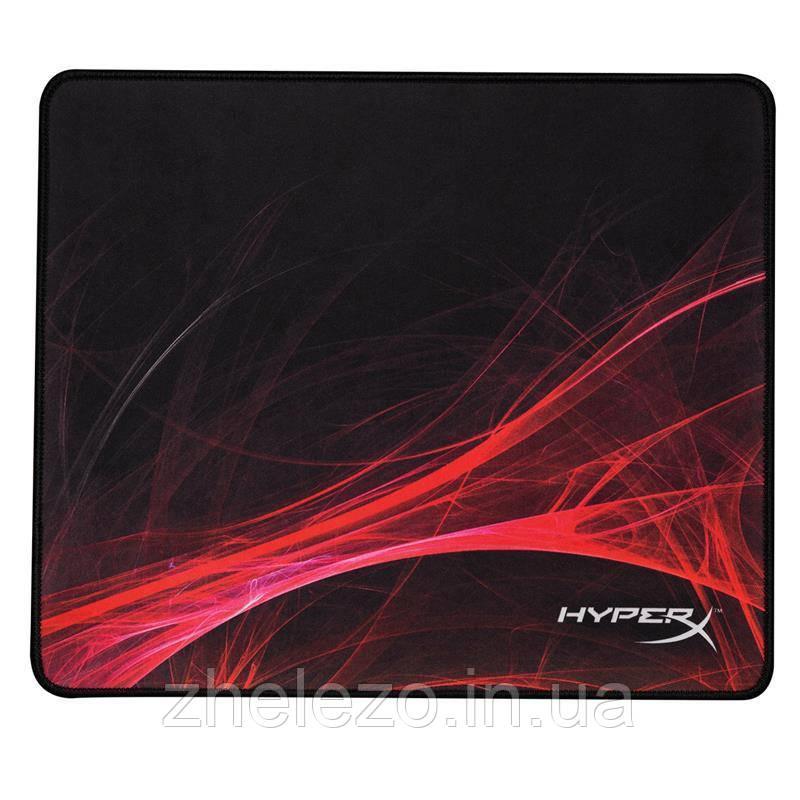 Ігрова поверхня Kingston HyperX Fury S Pro Speed Edition M Black (HX-MPFS-S-M)