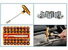 Набір інструментів JAKEMY JM-6106 43в1, фото 7