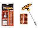 Набір інструментів JAKEMY JM-6106 43в1, фото 8