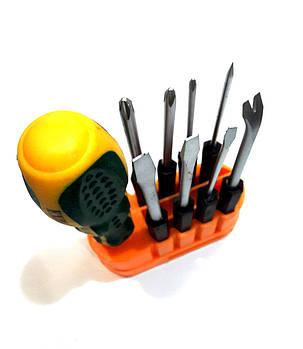 Набір викруток зі змінними насадками Xiteli Tools 013