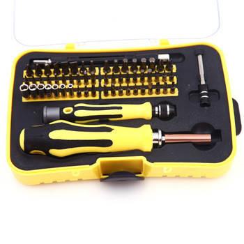Професійний набір інструментів Iron Spider 6092C 58 1