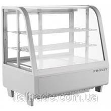 Витрина холодильная настольная Frosty RTW-100 белая