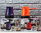 DSP Professional KA3027 електрична турка (Кавоварка) Чорна Потужність 600 Ватт 300 мл, фото 5