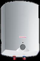 Водонагреватель электрический, навесной, малообъёмный, без давления Drazice ВТО 10 (UP; IN)