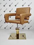 Кресло парикмахерское Flamingo, фото 3