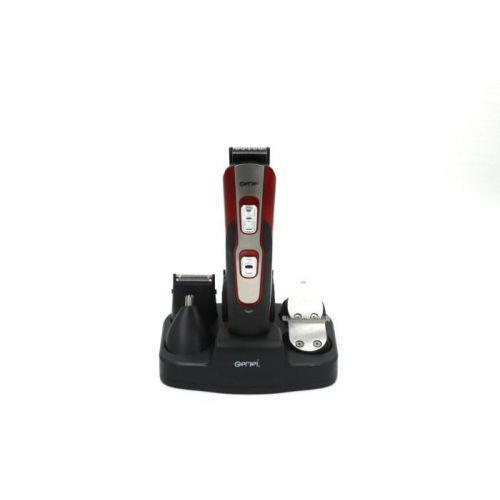 Беспроводная Машинка для стрижки Gemei GM-592 10 в 1 Триммер мужской