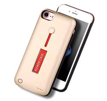 Чохол Smart Battery Case для Apple iPhone 6-7-8(тільки рожевий)