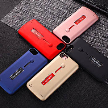 Чохол Smart Battery Case для Apple iPhone 6/7/8 Plus 5800 mAh