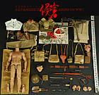 Японский пехотинец WWII коллекционная фигурка 1/6, фото 2
