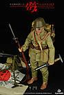 Японський піхотинець WWII колекційна фігурка 1/6, фото 4