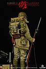 Японський піхотинець WWII колекційна фігурка 1/6, фото 7