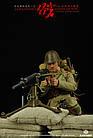 Японский пехотинец WWII коллекционная фигурка 1/6, фото 9