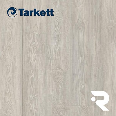 🌳 ПВХ плитка Tarkett | ModularT 7 - OAK STREET GREY | Art Vinyl | 1200 x 200 мм