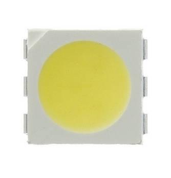 Світлодіод SMD 5050 Білий 6100-6500K 20-22LM