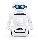 Іграшка дитяча Robot PIGGY BANK | Дитяча скарбничка сейф з кодовим замком, фото 4