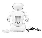 Іграшка дитяча Robot PIGGY BANK | Дитяча скарбничка сейф з кодовим замком, фото 6