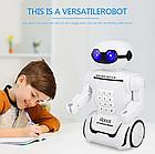 Іграшка дитяча Robot PIGGY BANK | Дитяча скарбничка сейф з кодовим замком, фото 10