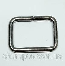 Рамки проволочная 30*3,3 мм (Темный никель)