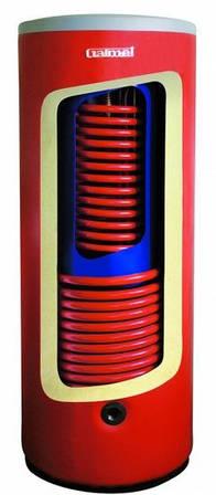 Комбинированный теплоаккумулятор (с 2-мя теплообменниками) Galmet SG (K) 2W Kumulo 1000/200