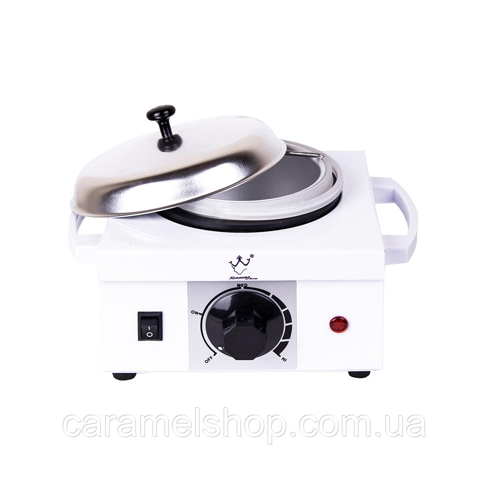Воскоплав баночный Konsung Beauty WN408-008C, 100 Вт