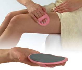 Набор для женской депиляции без лезвий Smooth Away Vibe с вибрацией, Эпилятор Smooth Away
