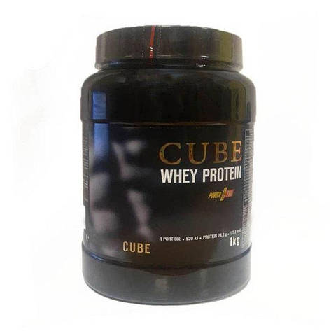Power Pro CUBE Whey Protein 1 kg, фото 2