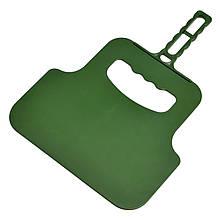 Віяло для мангалу Пікнічок 32х20,5 см Зелений (РК-24689518)
